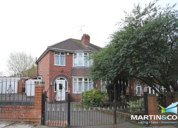 Thumbnail 3 bed semi-detached house to rent in Wolverhampton Road South, Quinton