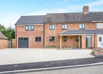 Thumbnail 4 bed semi-detached house for sale in St Michaels Close, Ufton, Leamington Spa