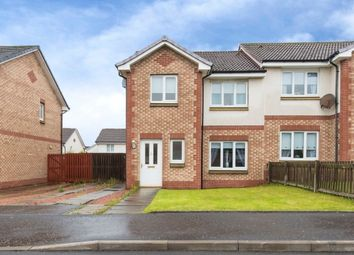 Thumbnail 3 bed semi-detached house for sale in Craigievar Street, Glasgow