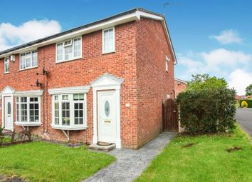 Thumbnail 3 bed semi-detached house for sale in Mallard Way, Winsford, Cheshire