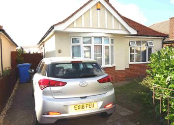 Thumbnail 3 bed bungalow to rent in Lee Road, Ipswich, Suffolk