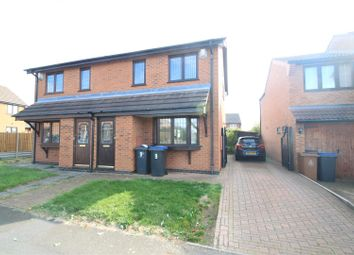 Thumbnail 3 bed semi-detached house to rent in Lossiemouth Road, Hinckley