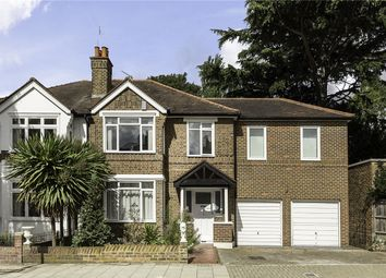 Thumbnail 4 bed semi-detached house to rent in Eastbourne Road, Chiswick, London