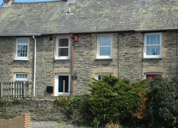 Thumbnail 2 bed terraced house to rent in Drefach, Llandysul, Carmarthenshire