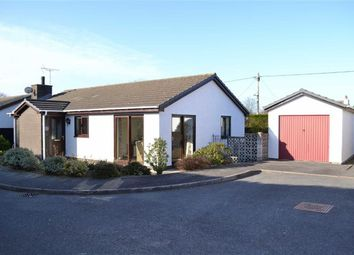 Thumbnail 3 bed detached bungalow for sale in 3 Clos Pendre, New Quay, Ceredigion