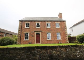 Thumbnail 4 bed detached house for sale in Boustead Hill, Carlisle