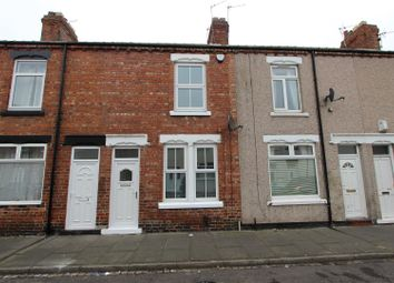 Thumbnail 2 bedroom terraced house to rent in Zetland Street, Darlington