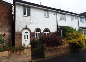 Thumbnail 2 bed end terrace house for sale in The Courtyard, Newton Le Willows, Cheshire