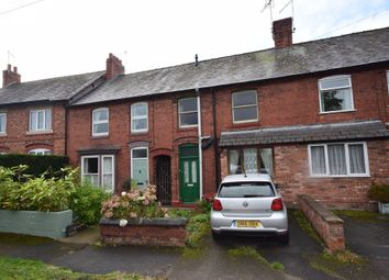 Thumbnail 2 bed terraced house for sale in Poplar Close, Wrexham Road, Whitchurch