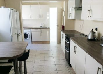 Thumbnail 5 bed terraced house to rent in Lewis Street, Treforest, Pontypridd