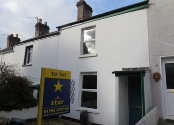 Thumbnail 1 bedroom cottage to rent in Clarence Place, Exeter