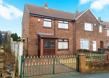 Thumbnail 3 bed semi-detached house for sale in Hunter Road, Wigan