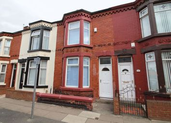 Thumbnail 3 bedroom terraced house to rent in Thornton Road, Bootle