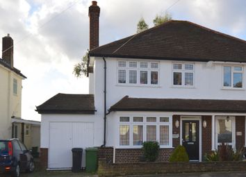 Thumbnail 3 bed semi-detached house to rent in Melton Flats, The Greenway, Epsom