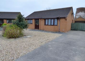 Thumbnail 2 bedroom detached bungalow for sale in Plumtree Drive, Marshchapel, Grimsby