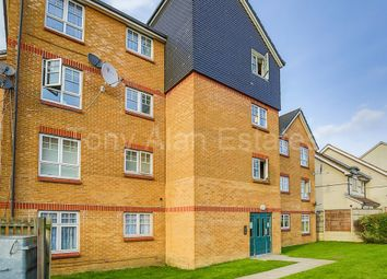 Thumbnail 2 bed flat for sale in Greenhaven Drive, London