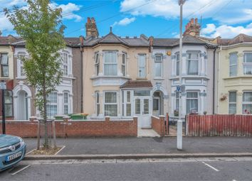 Thumbnail 3 bed terraced house for sale in Morris Avenue, Manor Park, London