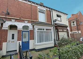 Thumbnail 2 bed terraced house for sale in Enas Crescent, Ena Street, Hull