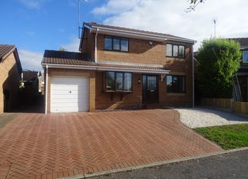 Thumbnail 3 bedroom detached house to rent in High Hoe Drive, Worksop