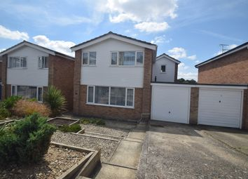 Thumbnail 4 bedroom detached house for sale in Woodthorpe Road, Hadleigh, Ipswich