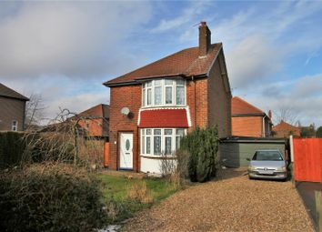 Thumbnail 3 bedroom detached house for sale in Hermitage Road, Whitwick, Coalville