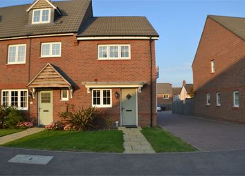 Thumbnail 2 bedroom end terrace house to rent in Rossendale Road, Earl Shilton, Leicestershire