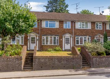 Thumbnail 3 bed terraced house for sale in The Street, Wrecclesham, Farnham