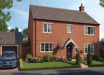 Thumbnail 4 bed detached house for sale in The Potton, Hanwell View, Southam Road, Banbury