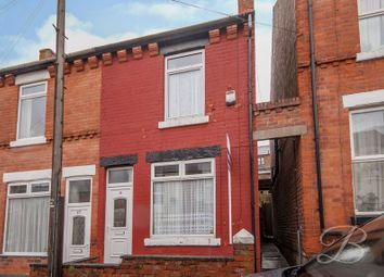 Thumbnail 2 bed semi-detached house for sale in Bolsover Street, Mansfield