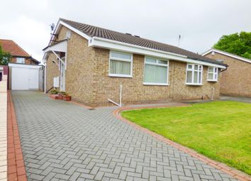 Thumbnail 1 bed bungalow for sale in Hamilton Grove, Middlesbrough