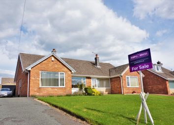 Thumbnail 2 bed bungalow for sale in Polefield, Preston