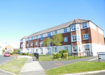 Thumbnail 2 bed flat to rent in Deneside Court, Whitley Lodge, Whitley Bay.