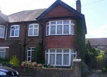 Thumbnail 4 bed semi-detached house to rent in Grosvenor Gardens, Highfield, Southampton