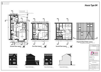 Thumbnail 4 bedroom semi-detached house for sale in Plot 1, 247 Westminster Road, Birmingham