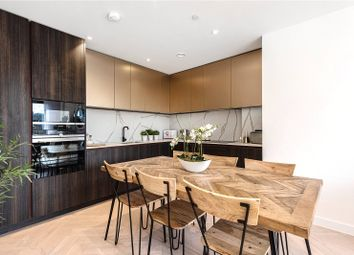 Thumbnail 3 bed flat for sale in Luxe Tower & Eastlight Apartments, 18 Dock Street, London