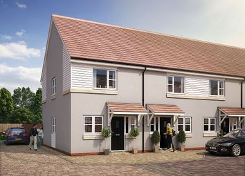 Thumbnail 2 bedroom town house for sale in Plot 32, Acland Park, Feniton, Devon