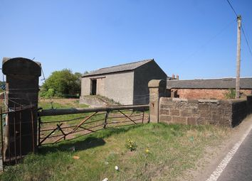 Thumbnail  Land for sale in East Haughhead Farm, Blantyre Ferme Road, Uddingston