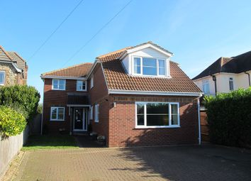 Thumbnail 5 bed detached house for sale in Chester Crescent, Lee-On-The-Solent