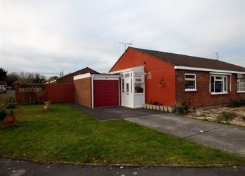 Thumbnail 2 bed semi-detached bungalow for sale in Avebury Close, Westbury, Wiltshire