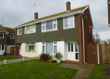 Thumbnail 3 bedroom semi-detached house to rent in Mount View Road, Herne, Herne Bay, Kent
