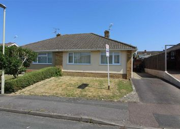 Thumbnail 2 bed semi-detached bungalow for sale in Thoresby Avenue, Tuffley, Gloucester
