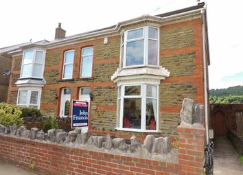 Thumbnail 3 bed semi-detached house for sale in Wern Road, Skewen, Neath