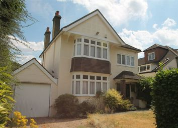 Thumbnail 4 bed detached house for sale in Upfield, Croydon, Surrey