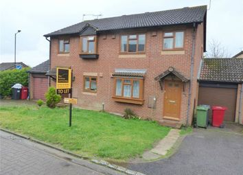 Thumbnail 3 bed semi-detached house to rent in Raleigh Close, Cippenham, Berkshire