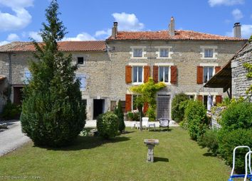 Thumbnail 3 bed property for sale in Ruffec, Poitou-Charentes, 16140, France