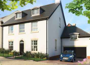 "Thumbnail 5 bed property for sale in ""The Willoughby"" at Pitt Road, Winchester"