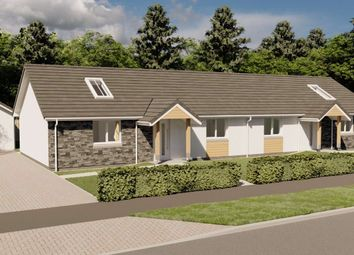 Thumbnail 2 bed semi-detached bungalow for sale in Pitcrocknie Village, Alyth, Perthshire