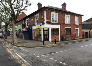 Thumbnail Retail premises to let in Blaby Road, South Wigston, Leicester