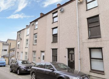 Thumbnail 3 bedroom terraced house for sale in Garnon Street, Caernarfon