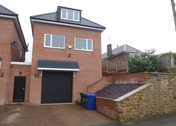 Thumbnail 4 bed link-detached house for sale in Church Street, Mexborough
